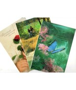 Lovers Greeting Card Romantic Couple in Love Romance Vintage Cards Lot o... - $18.31