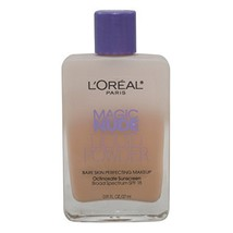 Loreal Magic Nude Liquid Powder 312 Classic Ivory - $12.36