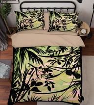 3D Plants 1403 Bed Pillowcases Quilt Duvet Cover Set Single Queen King Size AU - $64.32+