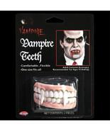 Undead Monster Horror Teeth-VAMPIRE FANGS DENTURE-Cosplay Costume Prop A... - $3.77
