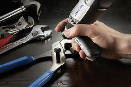Dremel Rotary Tool 3000-N/10 with 10 Accessories Kit Variable Speed 220V image 12
