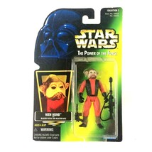 Star Wars Nien Nunb POTF Action Figure Kenner Return of the Jedi Sealed - $6.88