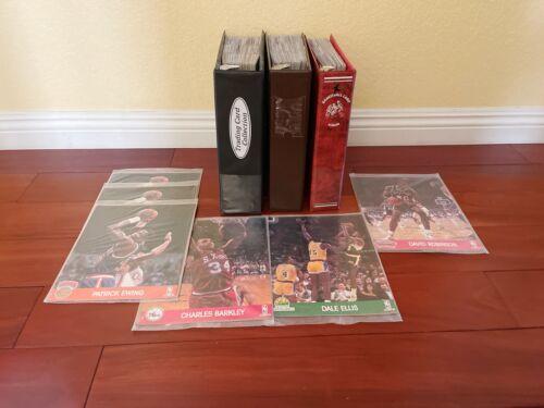 1404 NBA Basketball Card Lot Kevin McHale,James Worthy Stephon Marbury Rookie