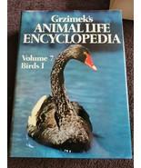 Grzimek's Animal Life Encyclopedia 1975 Birds 1 Book 7 - $44.99
