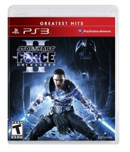 Star Wars: The Force Unleashed II - Playstation 3 [PlayStation 3] - $7.47