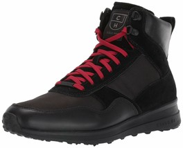 Cole Haan Men's Grandpro Hiker Wr Fashion Boot Black size 8.5M C29966 - $89.07