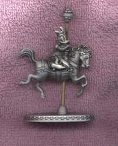 Daisy Duck Disney Carousel horse Figurine - $49.99