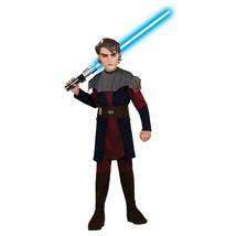 Anakin Skywalker Child Costume and Mask Medium Star Wars Clone Wars 883194 - $11.87