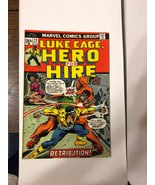 Luke Cage Hero Fore Hire #14 - $12.00