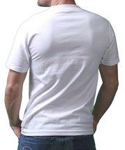IM King Mens White Black Uzi I'm King or Die Graphic T-Shirt USA Made NWT image 3