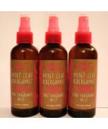 3 Bath & Body Works Essential Oils Mint Leaf & Bergamot Fine Fragrance M... - $27.50
