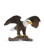 # Bald Eagle 14780    sweet tough Schleich anywheres a playground<> - $8.79