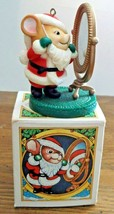 1982 Avon Melvin P Merrymouse Keepsake Christmas Tree Ornament with Box - $7.91