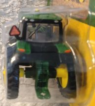 John Deere TBE45378 ERTL 6210R Tractor With Loader Die Cast Metal Replica image 3