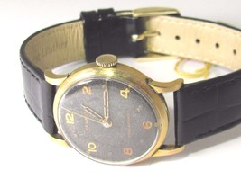 BENRUS VINTAGE 17 JEWEL WATCH SWISS CIRCA 1930 ... - $106.25
