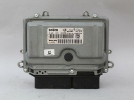 07 08 09 10 11 12 VOLVO 60 ECU ECM ENGINE CONTROL MODULE COMPUTER 026120... - $69.29