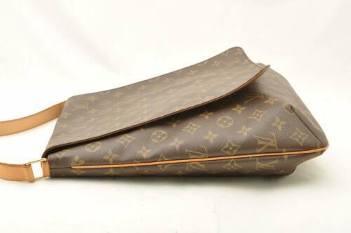 LOUIS VUITTON Monogram Musette Shoulder Bag M51256 LV Auth 10485 image 3
