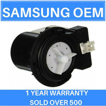 Replacement Washer Drain Pump For Samsung AP4202690 PS4204638 By OEM Par... - $29.69