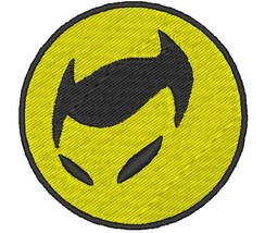 U2 Bono Macphisto Emoji Embroidered Rock Patches Sew Iron On Badge Jacke... - $2.88+