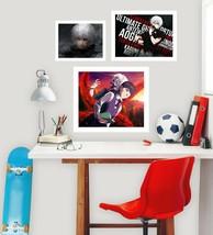 3D Tokyo Ghoul 288RAI Anime Combine Wall Sticker Wall Murals Wallpaper Amy - $34.44+