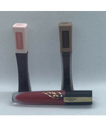 2 LOREAL INFALLIBLE LIQUID LIPSTICK 830,856 L'Oreal Paris Makeup Rouge 424 - $13.50