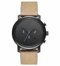 MVMT Men's Watches | Chrono | Gun Metal & Sandstone Leather - $156.42