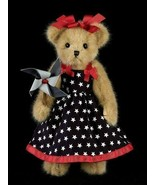 "Bearington Bears ""Penny Pinwheel"" 14"" Collectible Bear- Sku #161992 - NW... - $39.99"