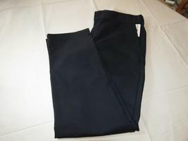 Mens Dickies Work Pant Slim Fit Tapered Leg Pants navy blue 36 X 32 NWT - $32.07
