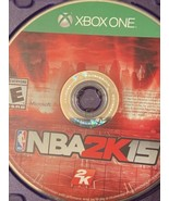 NBA 2K15 *XBOX ONE* ~ Disc ONLY! Great Condition - $8.86