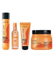 Matrix OptiCare Mask 490g,Conditioner 98g,Shampoo 200 ml,Serum 100ml (4 ... - $62.80