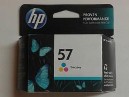 57 Tri Color cartridge C6657A ink HP PhotoSmart 7960 7760 7660 7550 7350... - $22.24