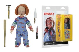 Child's Play Chucky Stylized 6-Inch Action Figure MDS - £32.65 GBP