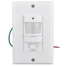 Sensky BS033C 110v Motion Sensor Light Switch, 180 Degree View Occupancy... - $19.51