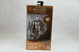 "Star Wars: The Black Series 6"" The Mandalorian Carbonized Graphite Targe... - $61.74"