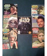 6x 1998 Scholastic Star Wars Kids Issue #2 #8 #9 #11 #14 + 20th Annivers... - $13.00