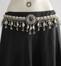 Sea Shell Womens BELT|Tribal Boho Festival Skirt Dress Vintage Fashion J... - $21.10