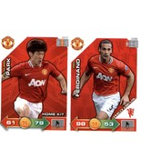 2011-12 Panini Adrenalyn XL Manchester United - YOU PICK THE CARD - $0.98+