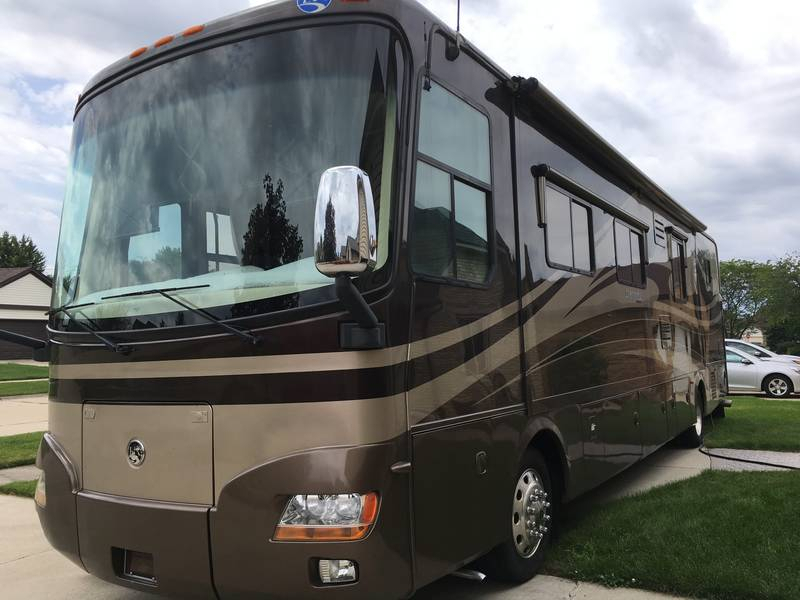 Primary image for  2007 Holiday Rambler Ambassador 40DFT For Sale In Sterling heights, MI