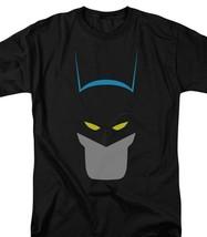 DC Comics Batman Icon Retro Superhero Black Graphic T-shirt  BM2189 image 2