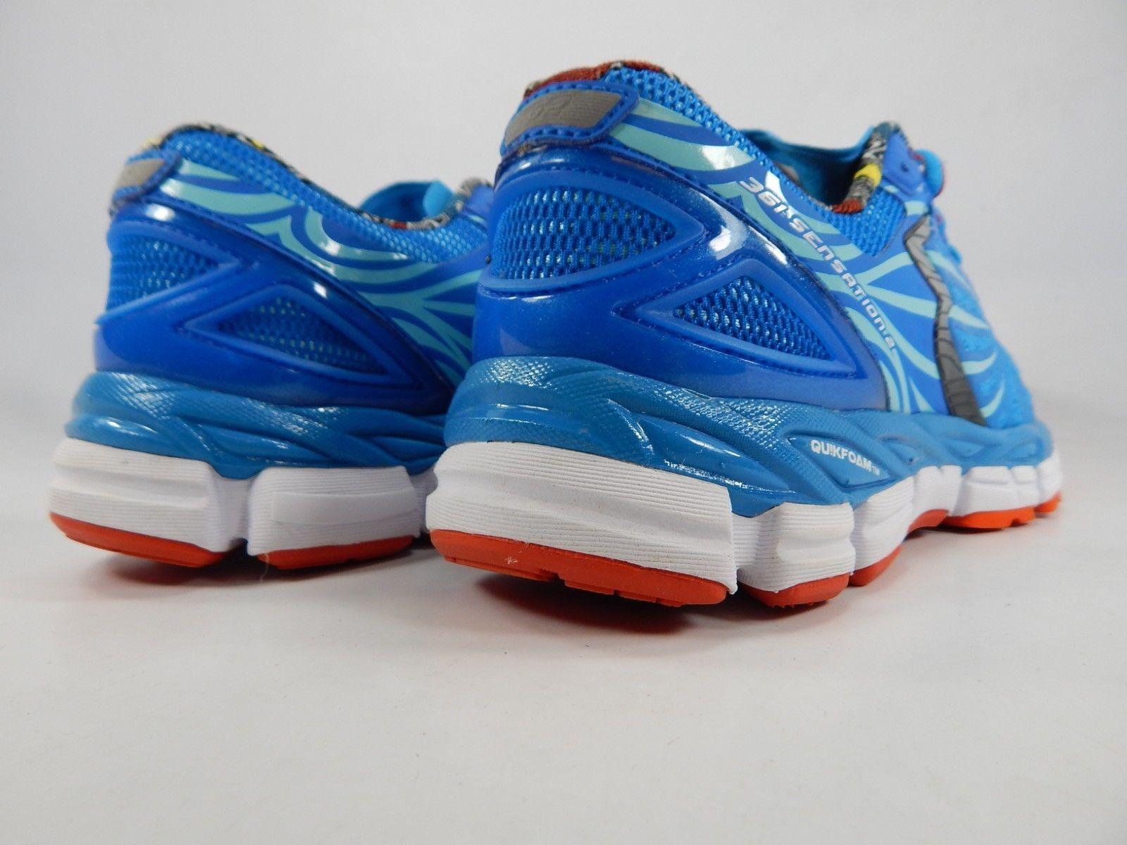 361 Degrees Sensation 2 Size US 10 M (B) EU 42 Women's Running Shoes Y751-5729