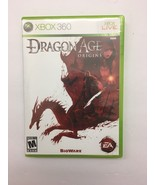 Dragon Age Origins Xbox 360 Complete W/ Insert. No code Backwards Compat... - $5.99