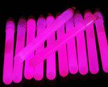 4 inch 10mm pink glow sticks1 thumb155 crop