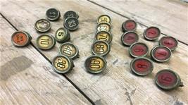 1923 NCR National Cash Register 2058285 Metal Keys Arts Crafts, Supplies... - $66.00