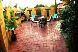 "12 Brick Patio Paver Molds & Supply Kit Make 100s 6""x12"" Brick Pavers or Tiles  image 10"
