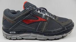 Brooks Addiction 12 Running Shoes Men's Size US 9.5 M (D) EU 43 Gray 1101961D095