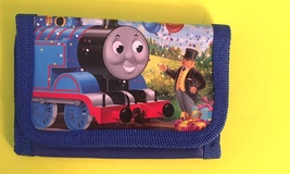 Thomas and Friends Children's Wallet— More Fun Characters Available Too NEW!