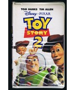 1999 Toy Story 2 VINTAGE VHS Clamshell Edition Disney Tom Hanks Tim Allen - $13.99