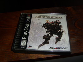 Final Fantasy Anthology for Sony Playstation - $25.00