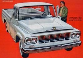 58-68 International pick up Full Restoration Kit  Made in the USA - $1,089.00