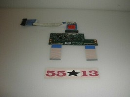 LG 55LB5550-UY T-CON BOARD 6870C-0471D with 3 Ribbon Cable LVDS - $23.76